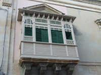 Balcone della Gelosia palazzo di Donnafugata Per spiare senza farsi vedere  - Ragusa (4863 clic)