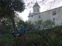 Cupola di una delle tre chiese che si trova all'interno dei giardini Iblei RAGUSA Enzo Farruggia