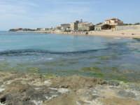 Spiaggia dove sono stati girati diversi sceneggiati del Commissario Montalbano a Punta Secca (8496 clic)