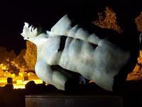 Statue di Mitoraj nella valle dei templi   - Agrigento (3072 clic)