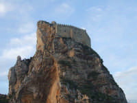 Il Castello di Mussomeli  - Mussomeli (2047 clic)