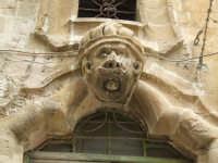 Barocco : Mascherone Palazzo Beneventano SCICLI Enzo Farruggia