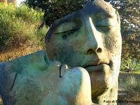 I bronzi di Mitoraj nella Valle dei Templi   - Agrigento (3104 clic)