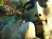I bronzi di Mitoraj nella Valle dei Templi   - Agrigento (3969 clic)