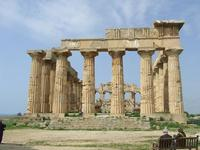 Tempio di Selinunte   - Castelvetrano (4588 clic)