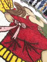 Infiorata 2008:Dancers di Bothero  - Noto (1720 clic)