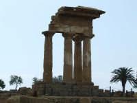 Tempio di Dioscuri   - Agrigento (1902 clic)