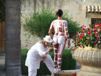 Body Painting all'Infiorata 2008  - Noto (1862 clic)