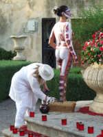 Body Painting all'Infiorata 2008  - Noto (1711 clic)