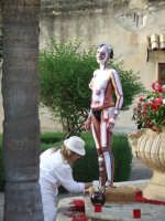 Body Painting all'Infiorata 2008  - Noto (1959 clic)
