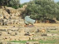 Valle dei Templi e Statue di Mitoraj   - Agrigento (3021 clic)