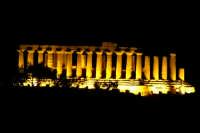Tempio di Giunone di notte  - Agrigento (2965 clic)