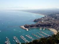 Panorama di Castellamare del golfo   - Castellammare del golfo (2336 clic)