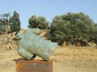 Valle dei Templi e Statue di Mitoraj   - Agrigento (3056 clic)
