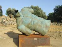 Valle dei Templi e Statue di Mitoraj   - Agrigento (2991 clic)
