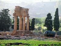Valle dei Templi e Statue di Mitoraj   - Agrigento (3059 clic)