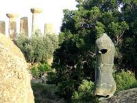 Valle dei Templi e Statue di Mitoraj   - Agrigento (3131 clic)