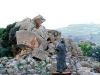 Valle dei Templi e Statue di Mitoraj   - Agrigento (4119 clic)