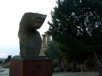 Valle dei Templi e Statue di Mitoraj   - Agrigento (3035 clic)