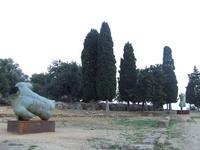 Valle dei Templi e Statue di Mitoraj   - Agrigento (3429 clic)