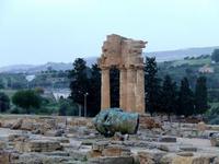 Valle dei Templi e Statue di Mitoraj   - Agrigento (3041 clic)