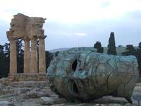 Valle dei Templi e Statue di Mitoraj   - Agrigento (3790 clic)