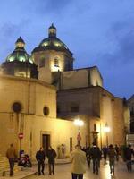 Le cupole della Cattedrale   - Mazara del vallo (1641 clic)