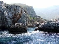Riserva dello Zingaro:Il Lago di Venere   - San vito lo capo (6303 clic)