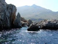 Riserva dello Zingaro:Il Lago di Venere   - San vito lo capo (4615 clic)
