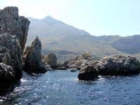 Riserva dello Zingaro:Il Lago di Venere   - San vito lo capo (4623 clic)