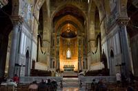 Cristo Pantocratore della Cattedrale di Monreale (6708 clic)
