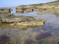 Spiaggia delle solette (Conca della regina)  - Menfi (7161 clic)