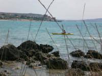 Trekking marino.... Castello di falconara  - Butera (2525 clic)