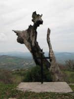 Sulla strada di Rifesi  - Burgio (3945 clic)