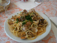 Pasta con le vongole  - Palma di montechiaro (5271 clic)