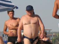 Gente da spiaggia  - Porto palo di menfi (13422 clic)