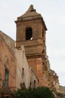 Città fantasma abbandonata dopo il sisma del 68  - Poggioreale (3656 clic)