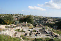 Parco Forza panoramica delle Catacombe.   - Ispica (2514 clic)