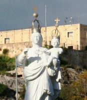 Madonna del Carmelo Patrona di Ispica.  - Ispica (1411 clic)