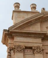 Particolare dei Capitelli della Volta della Chiesa Madre dopo il Restauro. ISPICA ROSARIO DINATALE