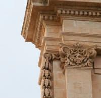 Particolare dei Capitelli della Volta della Chiesa Madre dopo il Restauro.  - Ispica (1143 clic)