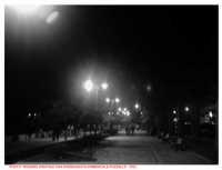 Lungo Mare Pietre Nere panoramica in notturna.  - Pozzallo (1629 clic)