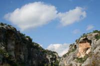 Panoramica della Cava Ispica.  - Ispica (1567 clic)