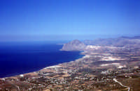 veduta aerea della costa  - Erice (4817 clic)