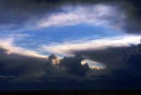 Il cielo d'inverno  - Siculiana marina (4233 clic)