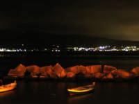 La notte sullo Stretto  - Torre faro (7595 clic)