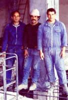 Vecchi carpentieri di Aspra . Indovinate chi e' Pitrusino  - Aspra (5671 clic)