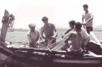 Pescatori d'altri tempi  - Aspra (3921 clic)