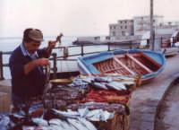 Vecchio pescivendolo di Aspra  - Aspra (9083 clic)