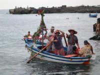 Festeg x la festa di S.Margherita.La simulazione della cattura del pesce a mare  - Pozzillo (5379 clic)